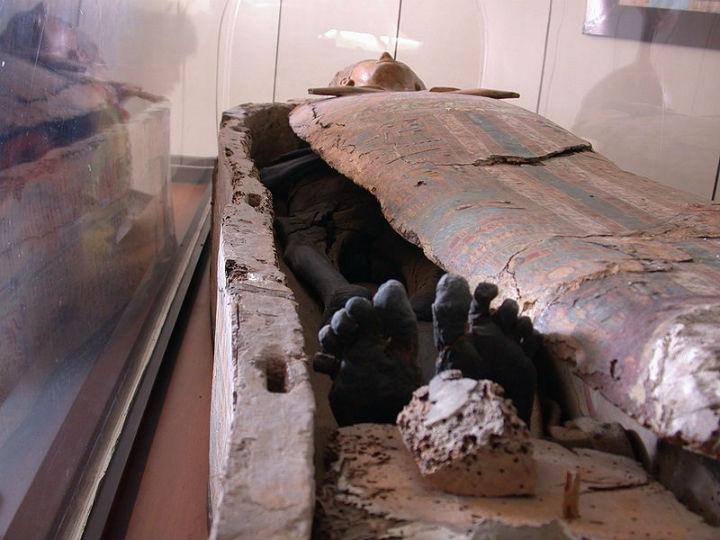 Museo Archeologico Nazionale di Napoli - Mummia